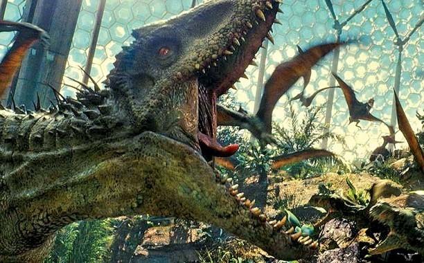 'Jurassic World': EW review