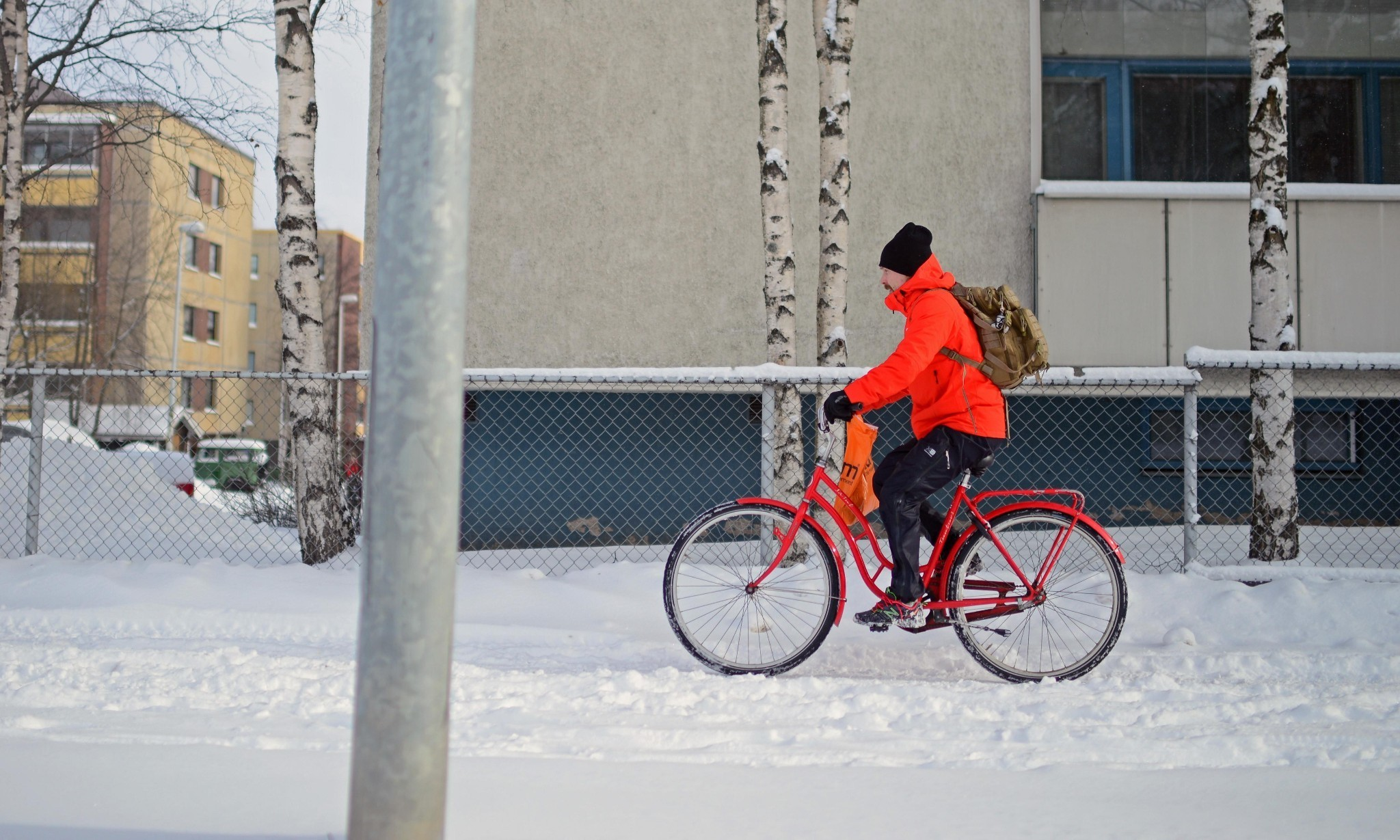Ice cycles: the northerly world cities leading the winter bicycle revolution