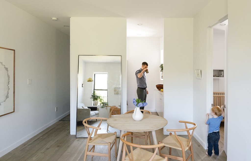 Articles about tiny streamlined home fit family on Dwell.com - Dwell