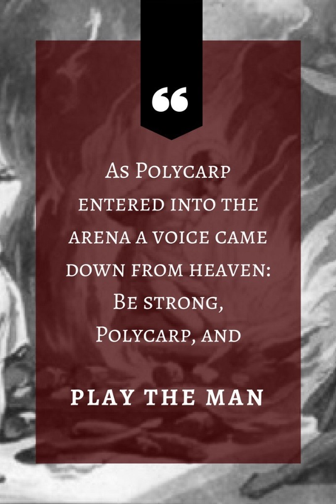 Play the Man - Magazine cover