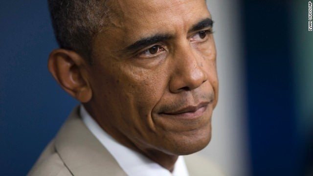 Obama's no 'strategy yet' comment on ISIS in Syria sparks a political uproar