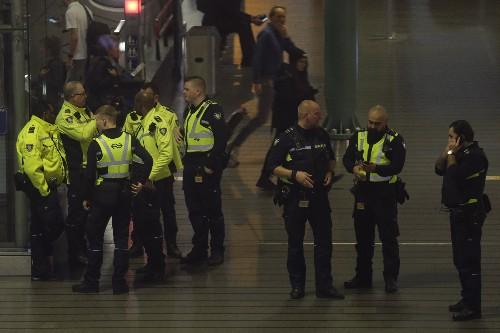 Airline says false hijack alarm caused Dutch airport alert