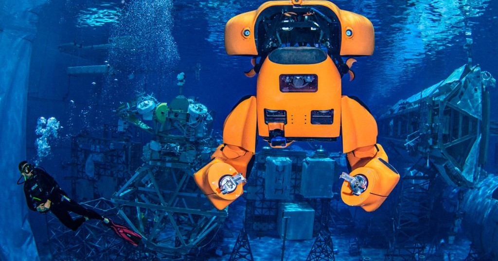 Watch: 6 Robots That Will Take Over the World