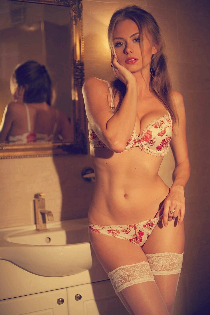 Present your Wife or GIrlfriend with lingerie. She will surprise you!