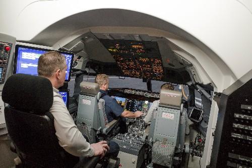 Boeing 737 MAX - Simulatortraining für Piloten für Neuzulassung verbindlich
