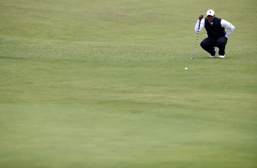 Golf: Tiger Woods to miss cut despite improved round