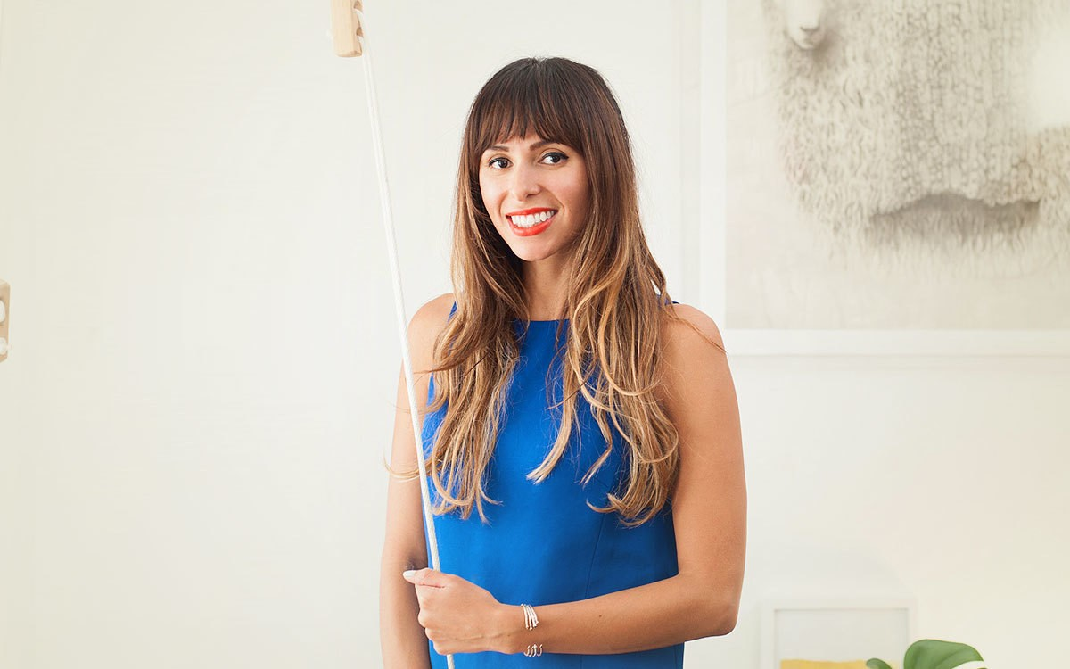On the Red Couch with Refinery29's Angela Tafoya