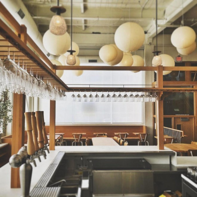 Breaking Baking News: Tartine Manufactory Is Now Open in SF
