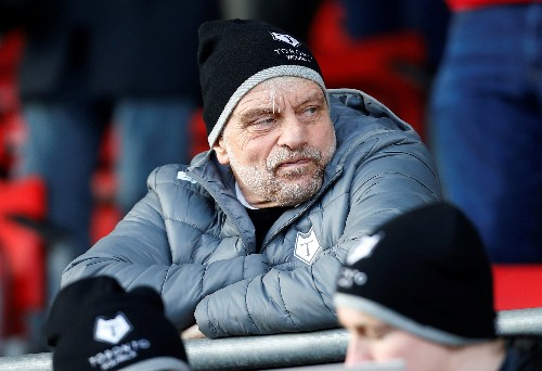 Rugby: Toronto Wolfpack part ways with director of rugby Noble