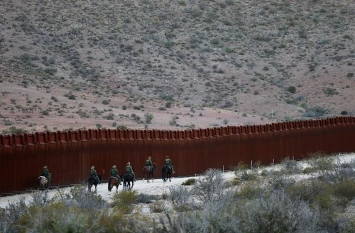 Trump orders building of Mexico border wall, targets U.S. 'sanctuary' cities