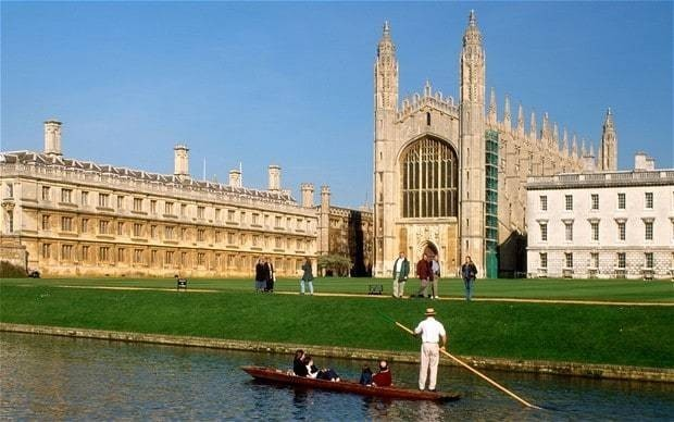 Why straight-As aren't good enough for Oxbridge