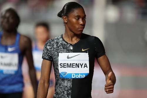 Semenya to contest 3,000-meters at Prefontaine Classic