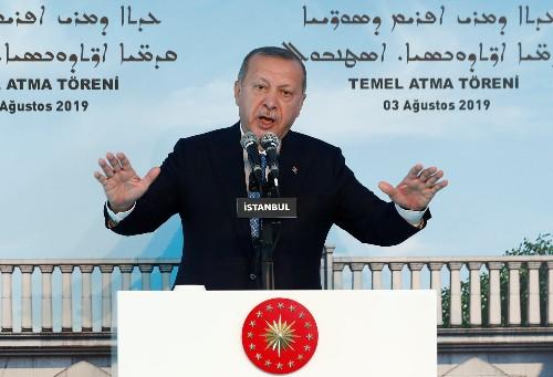 Эрдоган сказал Путину, что наступление сирийской армии вызывает гуманитарный кризис
