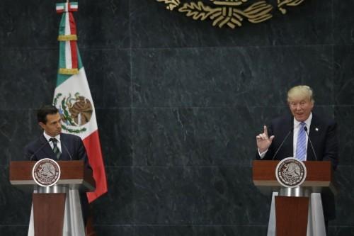 México pressiona Trump a manter Nafta pelo bem dos dois países