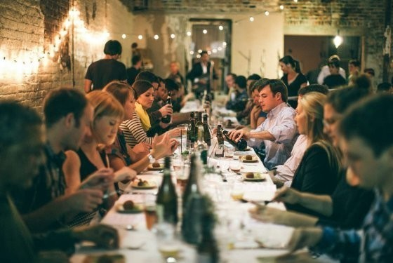 Dinner Lab Raises $2.1 Million For Its Modern-Day Supper Club