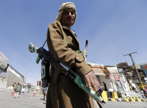 Yemen Under Siege: In Pictures
