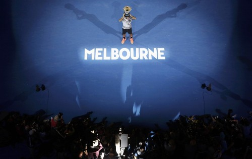 Federer Tops Nadal in Epic 5 Set Aussie Open Final: Pictures