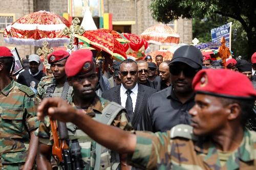 Twin attacks threaten new Ethiopian government's reforms