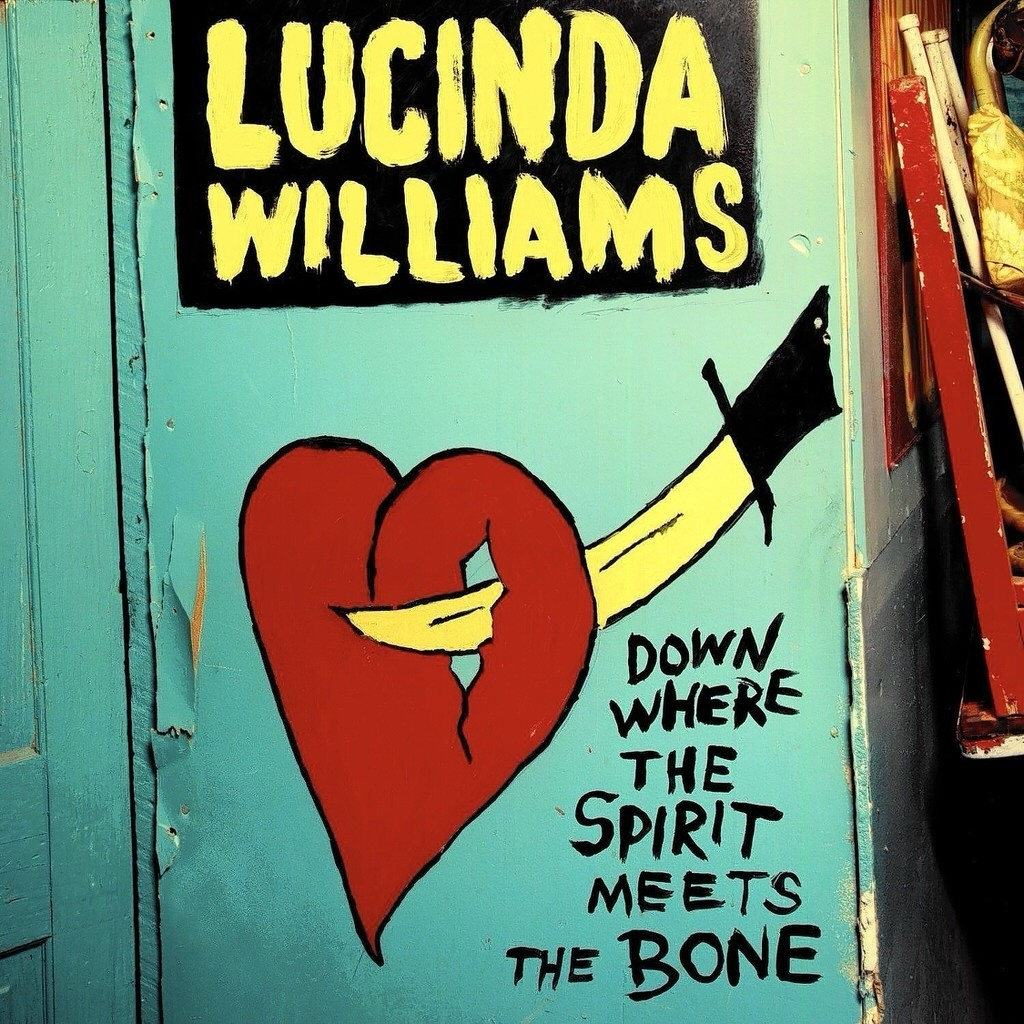 Lucinda Williams gets political, and takes it personally, on latest