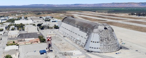 Google Takes Over Operations Of Moffett Airfield From NASA, Will Invest $200M Into The Site