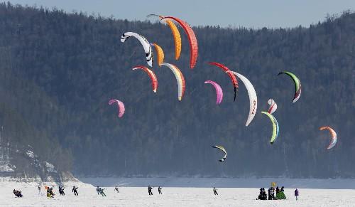 Kites - cover