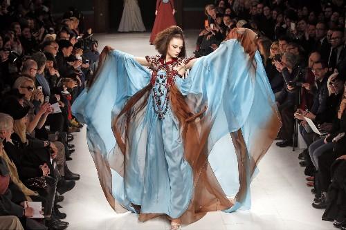 Haute Couture in Paris: Pictures