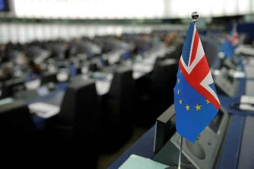 Explainer: Missing you already - how Brexit tilts EU political alliances