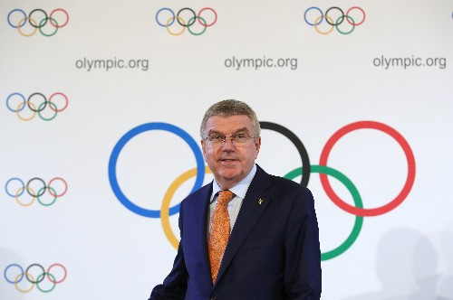 Olympics: Tokyo 2020 refugee team to be bigger than in Rio - IOC's Bach
