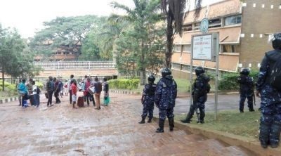 Students blast President Museveni's order to close Kampala's Makerere University over protests