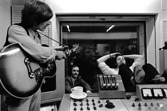 «You Never Give Me Your Money» была записана на основе незаконченных песен, которые группа писала для Abbey Road.Пол проанализировал их и нашел способ связать их воедино. «You Never Give Me Your Money» стала одной из трех ярко выраженных кусков. Она имела отношение к финансовым проблемам группы, потому что вместо реальных доходов им доставались «смешные бумажки». «Это все, что мы получали, – говорил Джордж. – Куски бумаги, на которых было написано, сколько мы заработали, но мы никогда не видели настоящих фунтов, шиллингов и пенсов. У нас у всех было по дому, машине и офису, но больше мы не имели никакого отношения к тем деньгам, которые мы зарабатывали». Следующая часть, в которой говорилось о нищей юности после окончания колледжа, также говорит о финансовых проблемах, но в более мягком, ностальгическом стиле Пола, похожем на «А Day In The Life». В конце Пол говорил о свободе и новой жизни с Линдой, когда он мог просто сесть в машину и поехать куда глаза глядят, оставив позади город и все его проблемы. Из книги Стива Тернера The Beatles История за каждой песней.