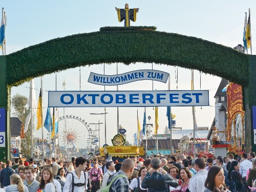 America's 16 best beer gardens for celebrating Oktoberfest