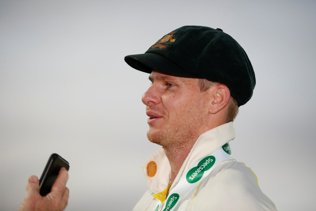 Drawing Ashes in England was 'disappointing' - Smith