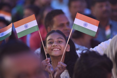 Independence Day in India: Pictures