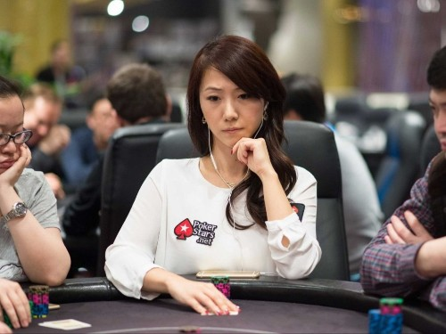 China's 'queen of poker' tells us what its like to play professionally in Macau