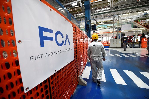 Fiat Chrysler to build new car battery hub in Turin