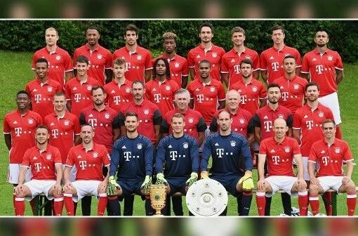 Fußball - Magazine cover