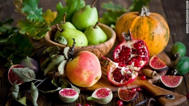15 best superfoods for fall