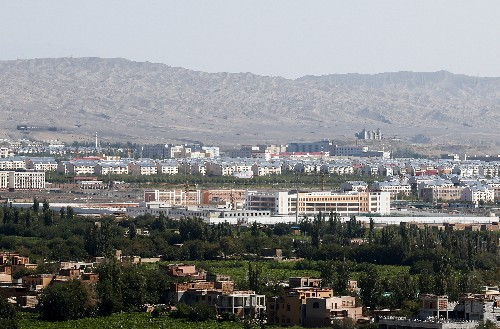 China says Xinjiang trips very successful, slams U.S. 'slander'
