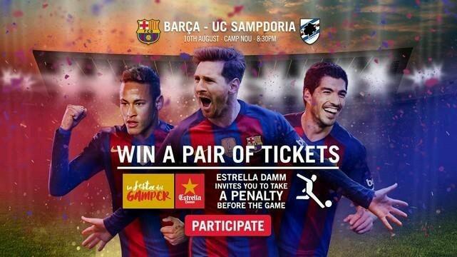 FCBarcelona - Magazine cover