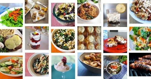 Healthy(ish) Cookouts & BBQs - Cover