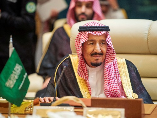 Saudi king approves hosting U.S. troops to enhance security in the region: SPA