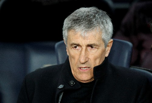 Barca struggling to digest new coach's ideas
