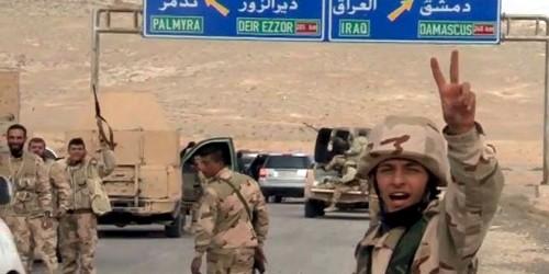 TV estatal diz que forças sírias entraram em Palmyra em batalha contra Estado Islâmico