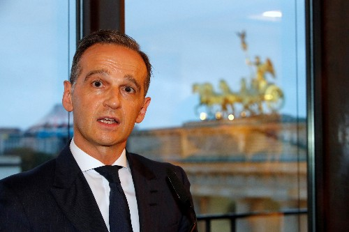 Europe should consider renewed sanctions on Iran, Germany suggests
