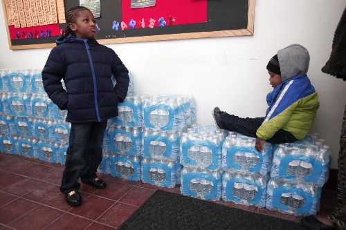 Flint, Michigan Water Crisis in Pictures