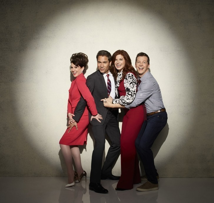 """What Can """"Will & Grace"""" Tell Us in 2017?"""