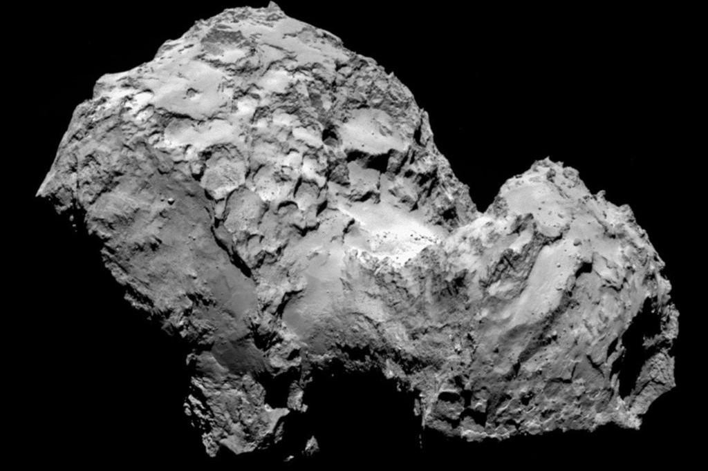 「彗星の大気」から有機分子を発見:探査機「フィラエ」