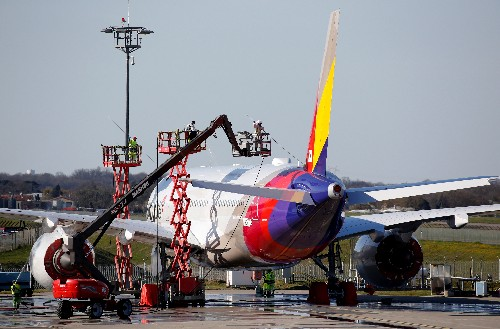 South Korean activist fund KCGI eyes stake in Asiana Airlines