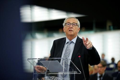"""Le risque d'un """"hard Brexit"""" est bien réel, juge Jean-Claude Juncker"""