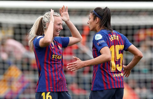 Soccer: 'Clasico' kickstarts women's season in Spain